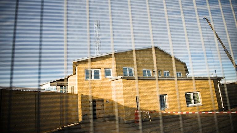 Kumlafängelset. Foto: Marc Femenia / TT