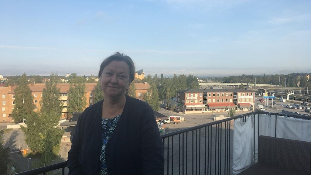 Maria Nilsson, forskare vid Umeå Universitet vid institutionen för folkhälsa och klinisk medicin
