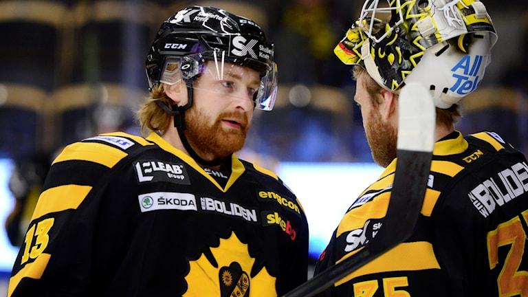 Mattias Ritola bryter kontraktet med Skellefteå AIK