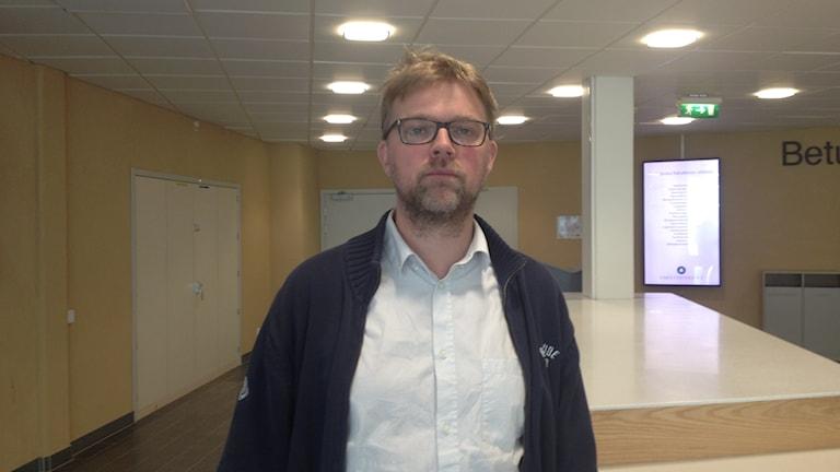 Jörgen Johansson, professor i molekylär mikrobiologi