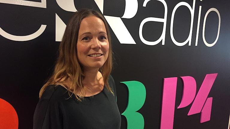 Moa Brydsten (S) är ordförande i för- och grundskolenämnden