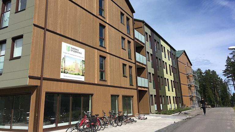 Svenska studenthus