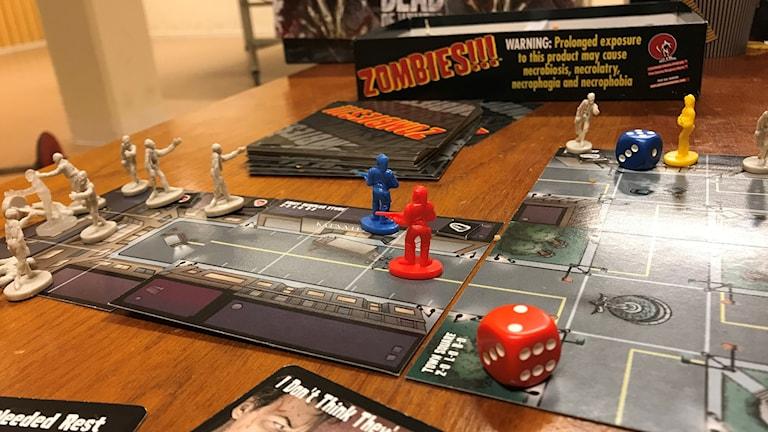 Den här fredagen pratar spelexpert Jonas Rosenqvist om olika Zombie-spel.