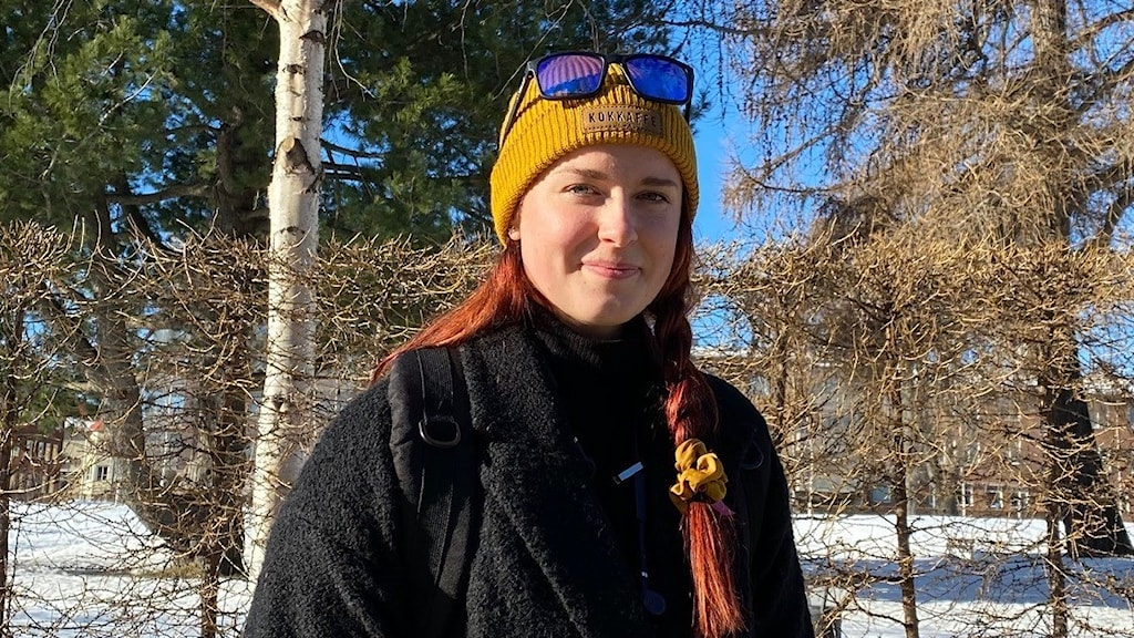 Äventyraren Ida Lindström från Skellefteå