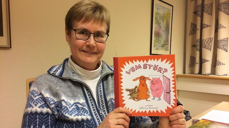 Katarina Westerlund bibliotekarie