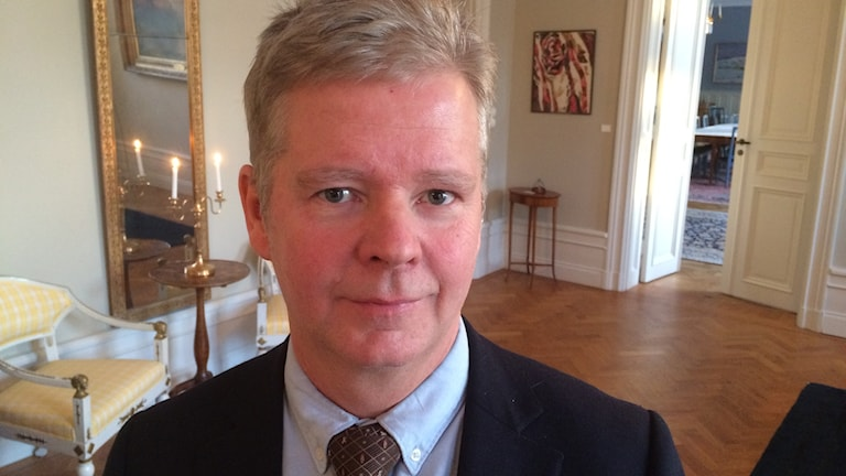Lars Lustig, länsråd vid länsstyrelsen i Västerbotten.