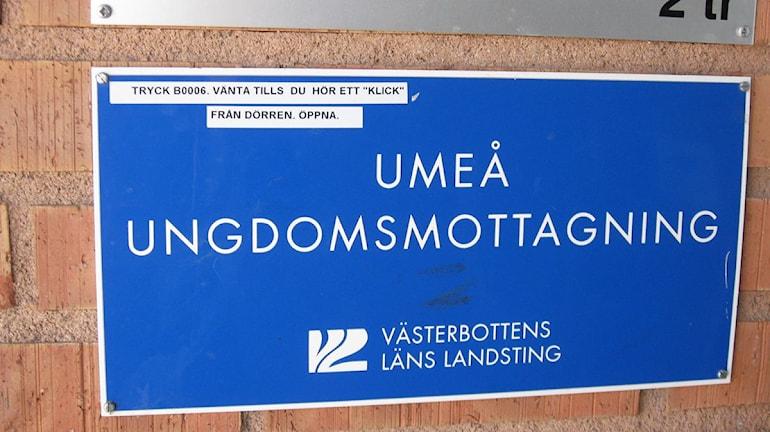 Ungdomsmottagningen i Umeå