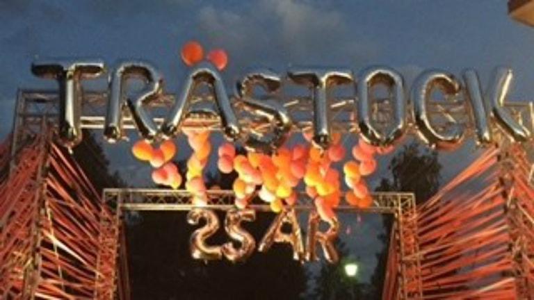 Trästockfestivalen firar 25 år.
