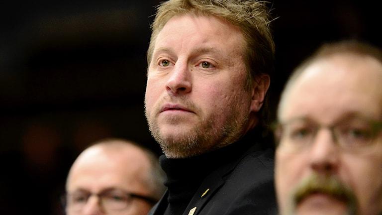Tränaren Fredrik Öberg lämnar Skellefteå AIK