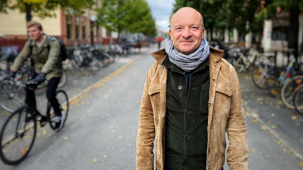 Jonas Gardell i Umeå.