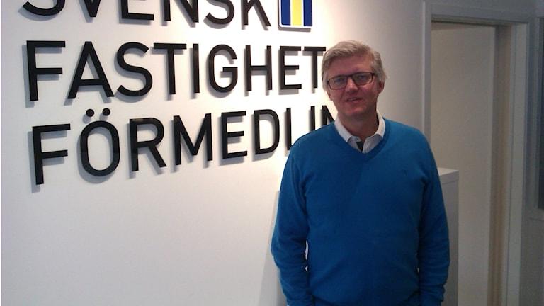 Fredrik Lindfors mäklare i Skellefteå