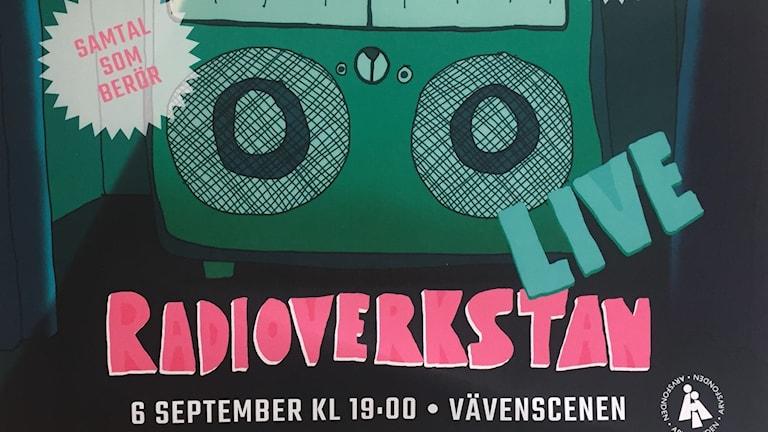 Radioverkstan live