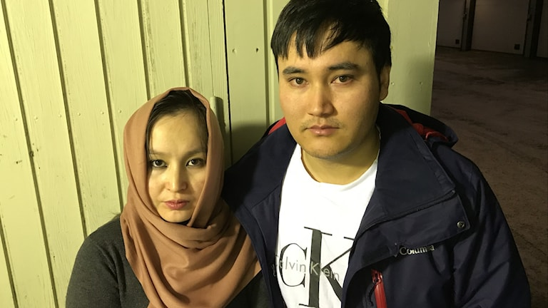 Maliha Rezayi och maken Taban Rezai.