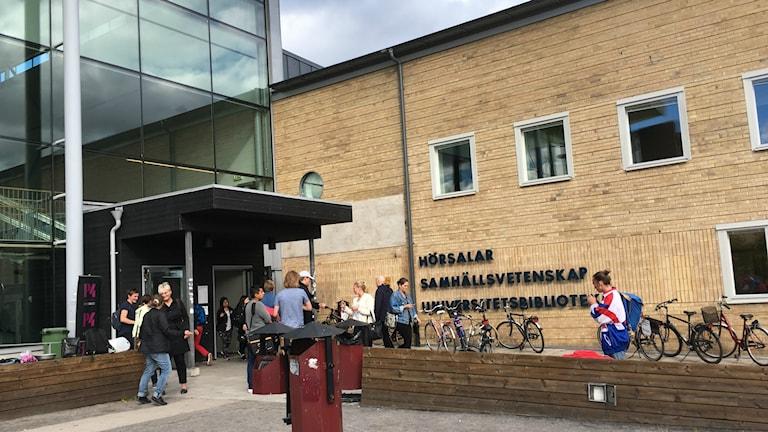 Umeå universitet campus