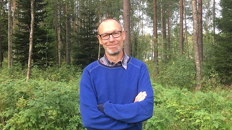 Författaren Jakob Mjöbring