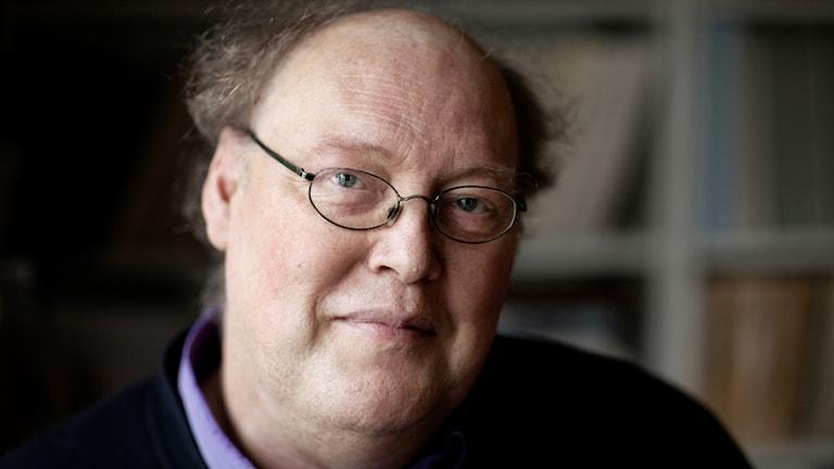 Lars-Erik Edlund, professor i nordiska språk vid Umeå Universitet