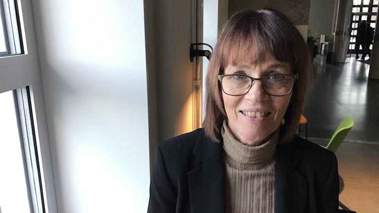 Annette Johnson, verksamhetschef för hemjänsten i Umeå.