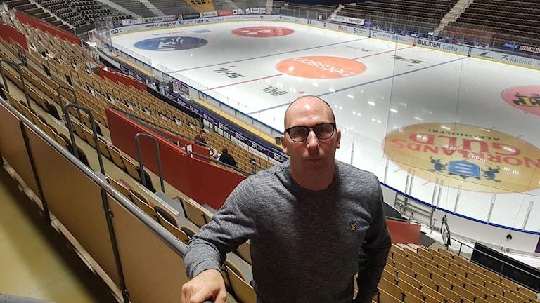 Mikael Lindgren, sportchef Skellefteå AIK.
