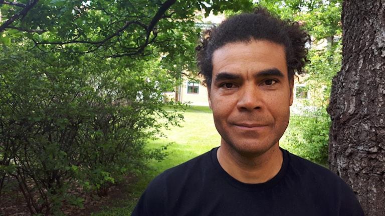 Erik Owusu-Ansah på länsstyrelsen i Västerbotten.