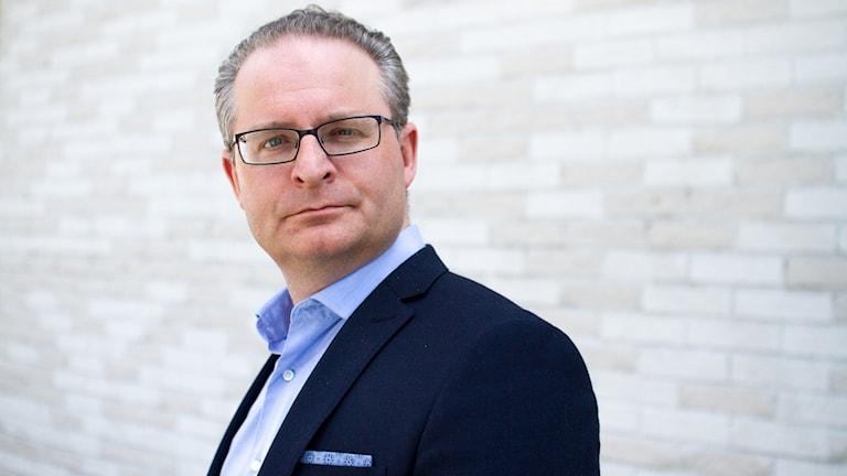 David Feltenius, statsvetare vid Umeå universitet