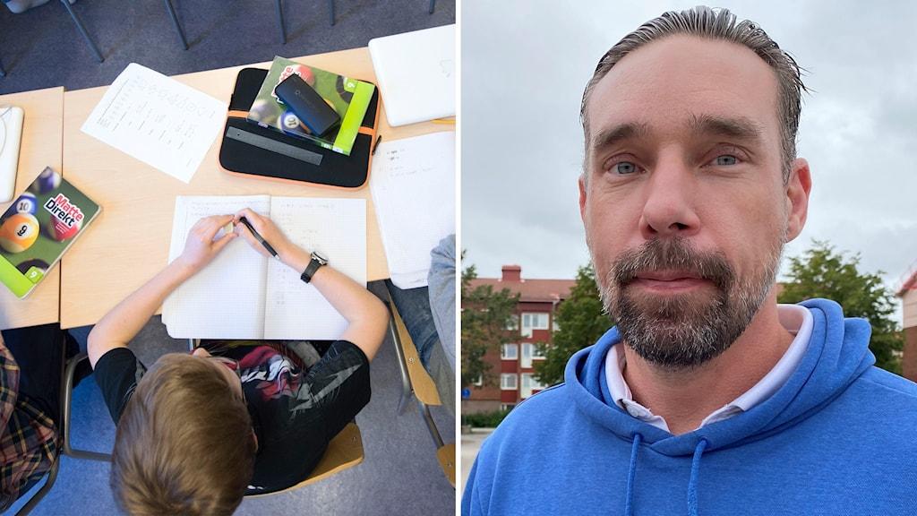Dan Sörberg i Umeå tycker det är bra att även tolvåringar ska få vaccin.