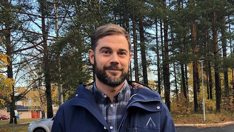 Ola Svensson idrottskonsulent