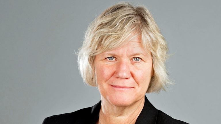 Generaldirektören Ann-Marie Begler
