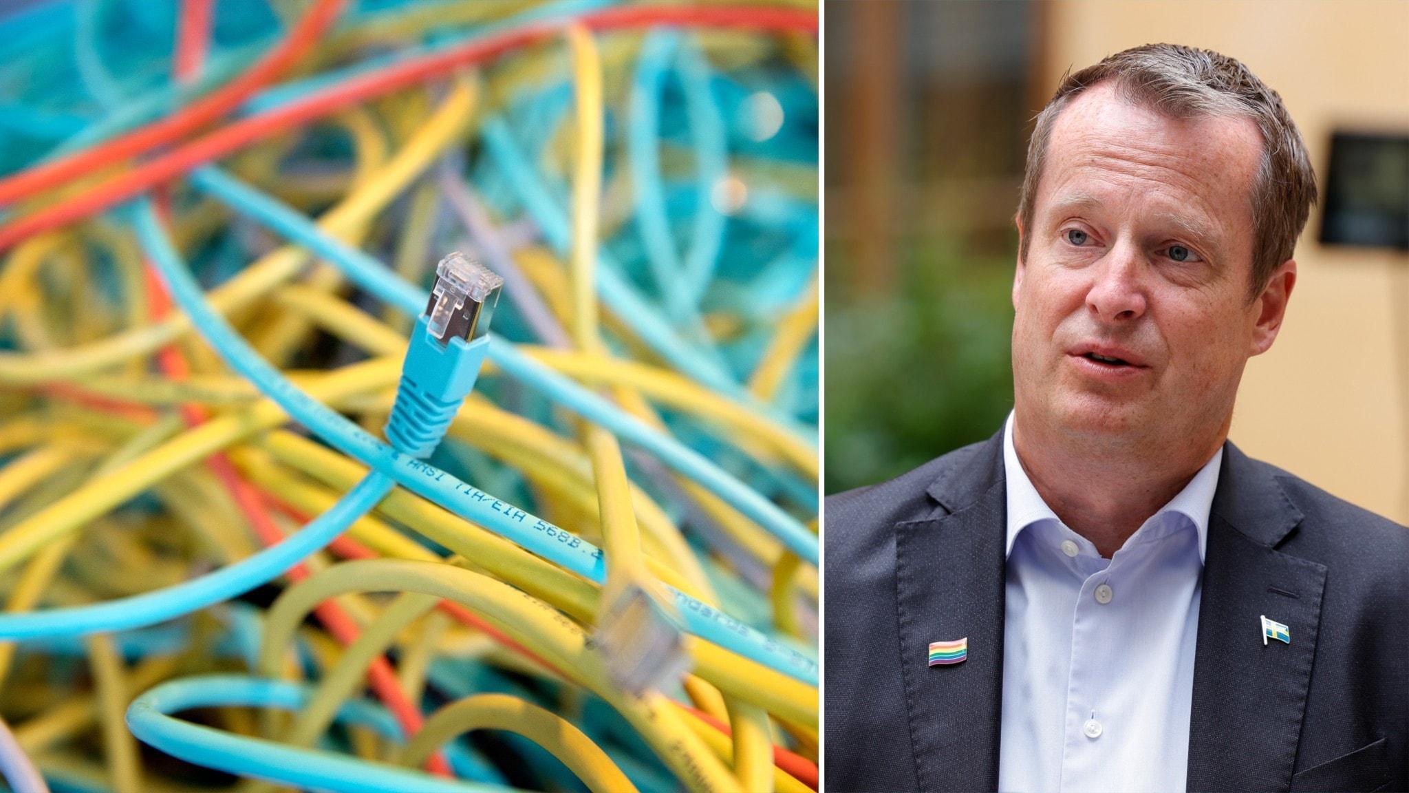 Västerbotten missar målet om bredband till alla 2025