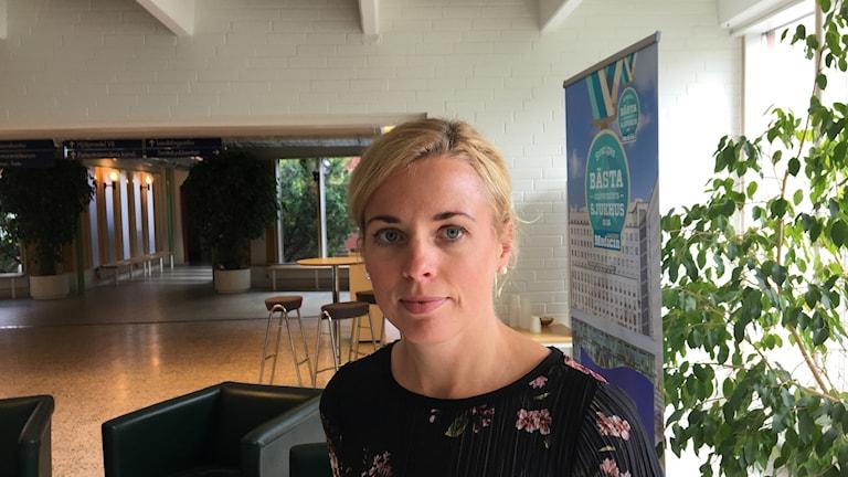 Therese Thunberg smittskyddläkare