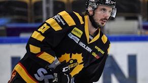 Fredrik Lindgren, Skellefteå AIK, på uppvärmning