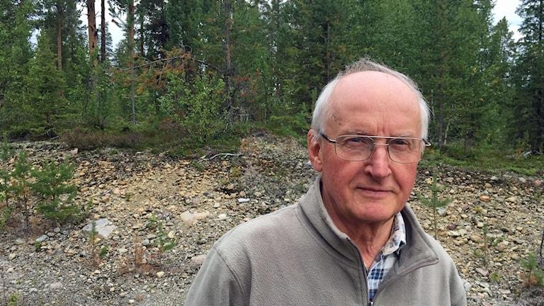 Thomas Weidner hittade fossil