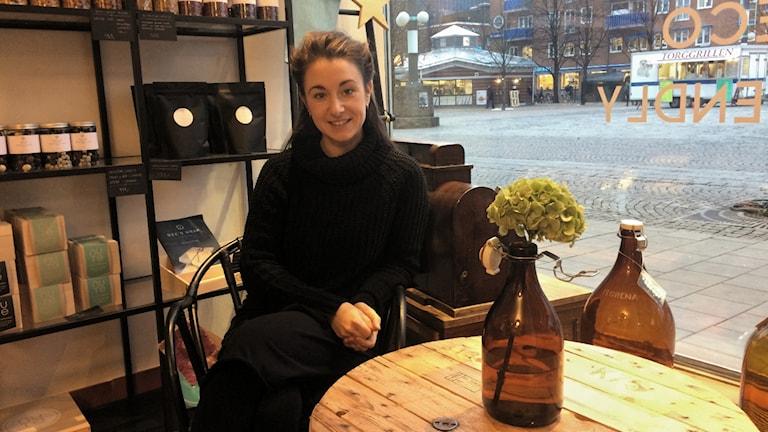 Helena Eriksson. Foto: Linnea Hedelilja