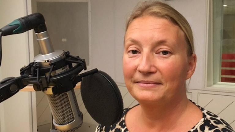 Maria Viksten, kanslichef Umeå IK