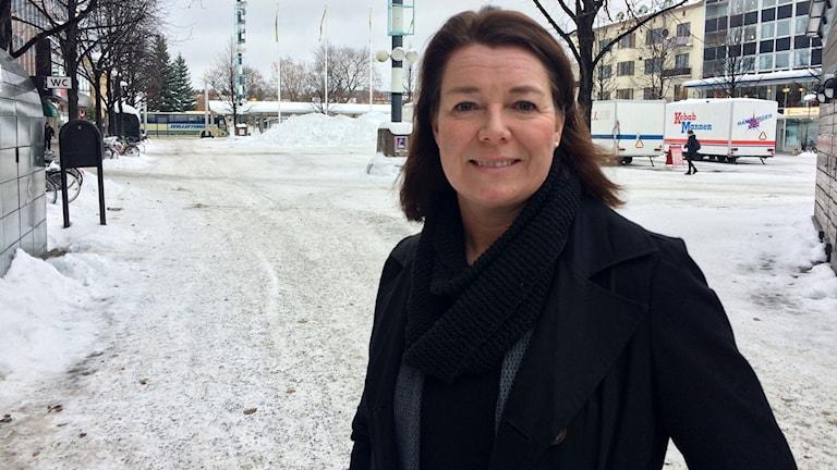 Maria Broman VD för destinationsbolaget Vistit Skellefteå