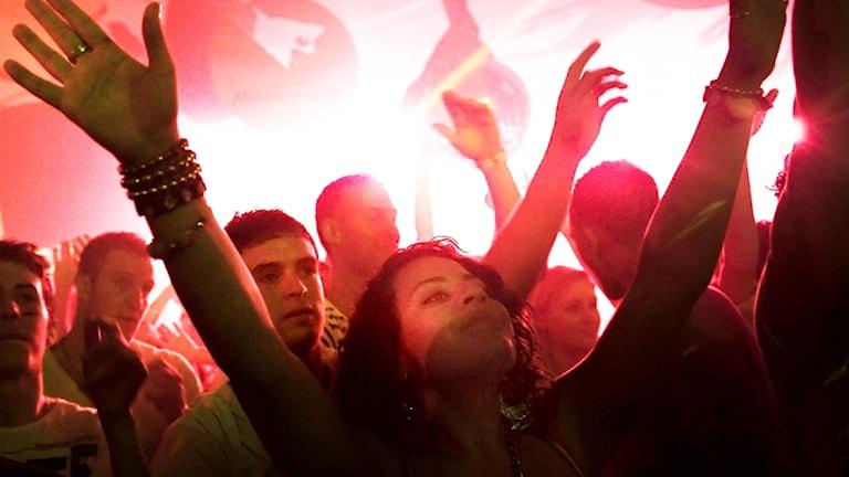 Nattklubbarna väntar fullt ös