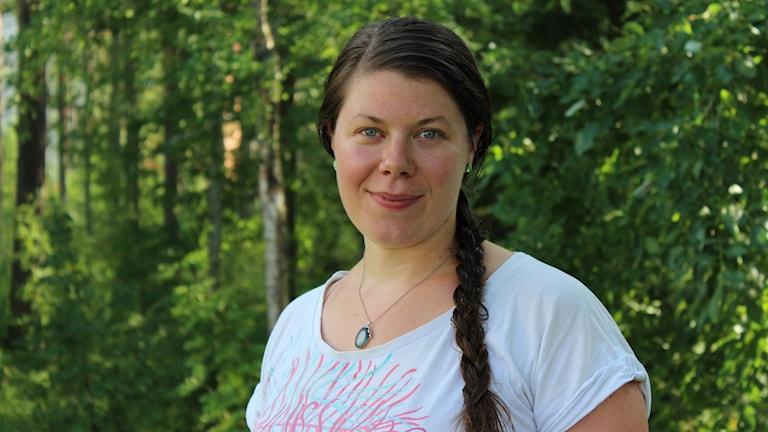 ELIN SÖDERBERG riksdagskandidat för Miljöpartiet