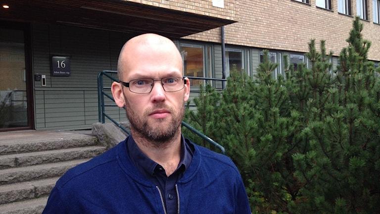 Per-Erik Lyrén vid Umeå universitet är projektledare för konstruktionen av högskoleprovet