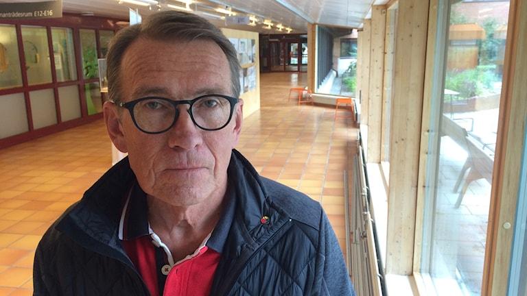 Kenneth Fahlesson, (S), socialnämndens ordförande i Skellefteå.
