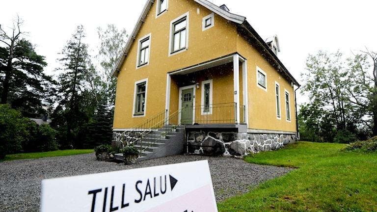 Hus till salu köpa sälja bostad