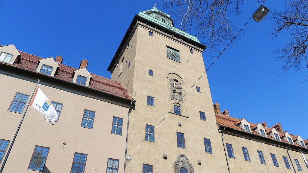 Stockholms rådhus där Stockholms tingsrätt håller förhandlingar.