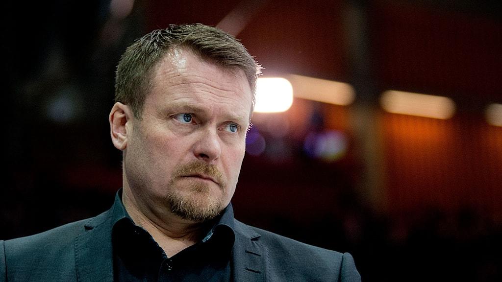 Joakim Fagervall, huvudansvarig tränare för Björklöven.