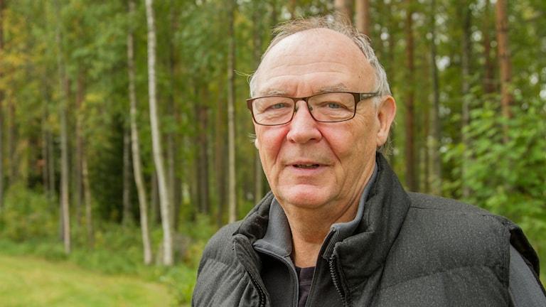Anders Rålin representerar Miljöpartister i svenska kyrkan