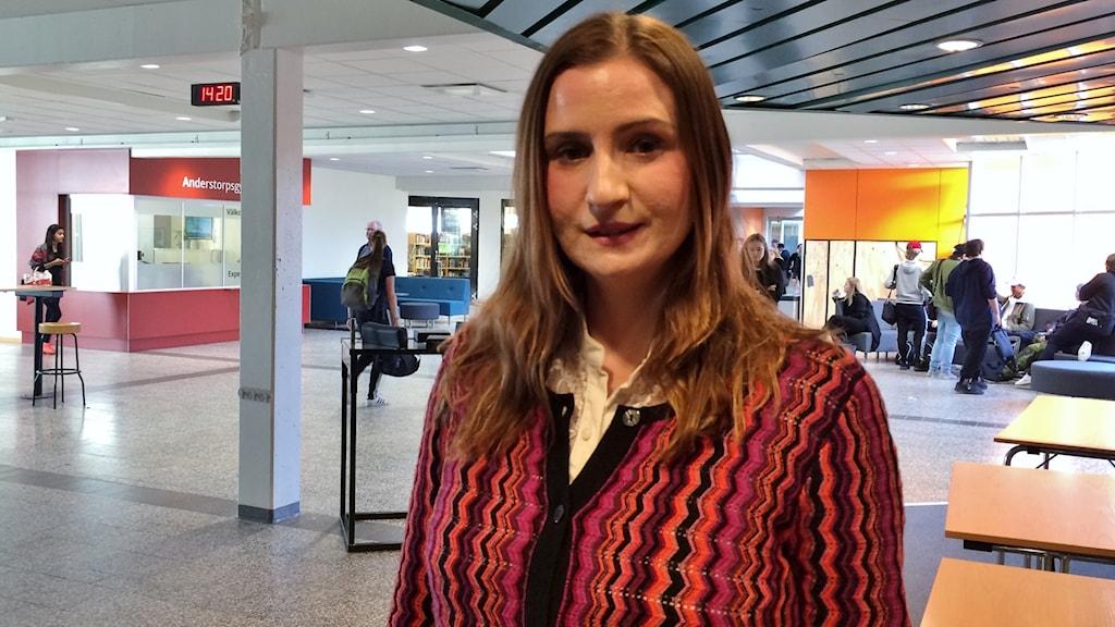Birgitta Ohlsson, Liberalernas utrikepolitiska talespersson