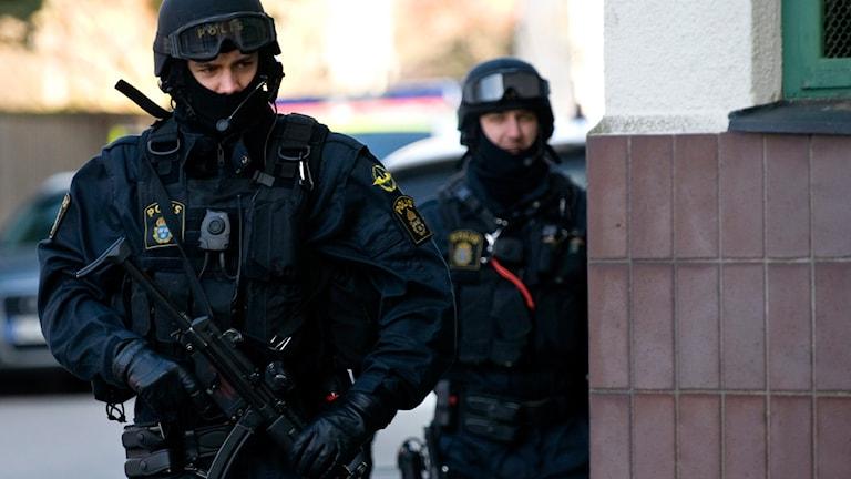Polisens insatssyrka