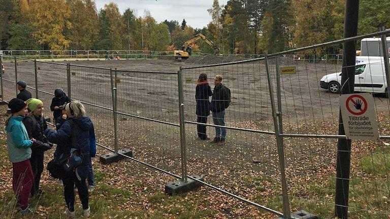 Filippa intervjuar Nilla och Maja går i femteklass på Berghemsskolan