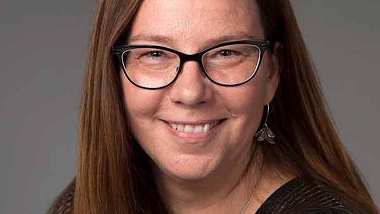 Genusforskaren Britt-Inger Keisu föreståndare för Umeå centrum för genusstudier UCGS Foto Umeå Universitet