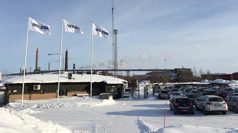Boliden Rönnskär