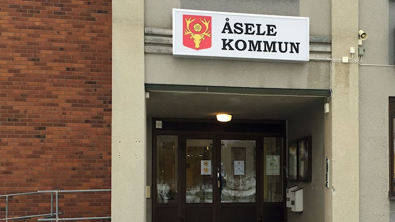 Åsele kommunhus