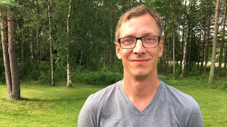 Markus Hällgren, professor vid Umeå universitet.