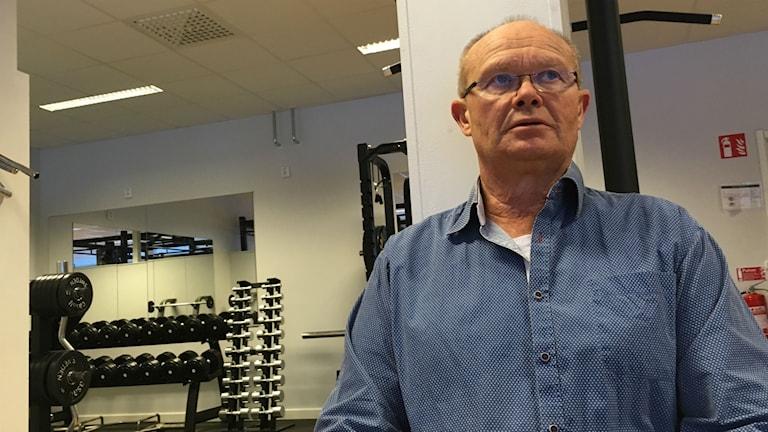 Roger Fjeldseth är chef Framtidens hus i Mellansel.